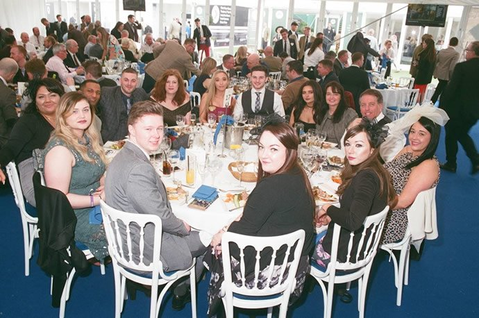 Praetorian Legal at Cheltenham Races